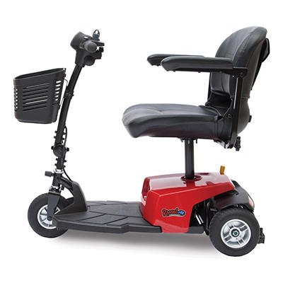 Mega Motion Rascal 8 3-Wheel Scooter, Various Colors