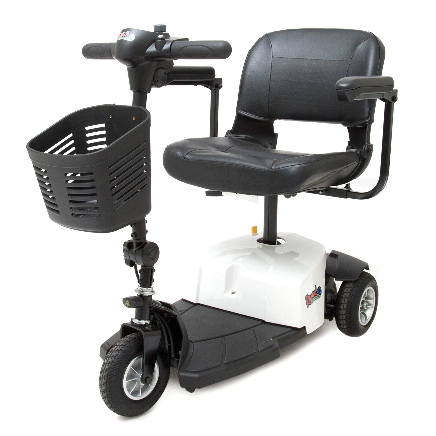 Power Wheels Scooter Rascal 8 3-wheel Scooter