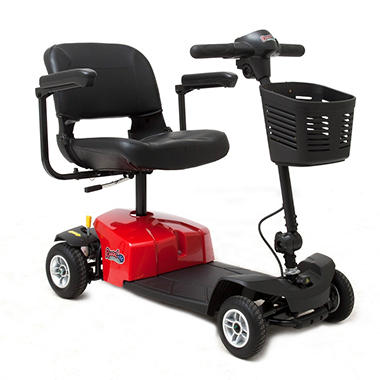 Mega Motion Rascal 8 4-Wheel Scooter, Various Colors