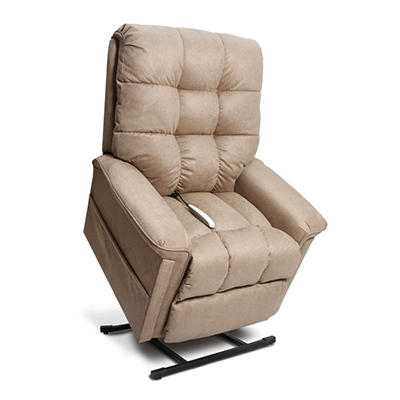 Mega Motion LC-325 3-Position Lift Chair, Various Colors