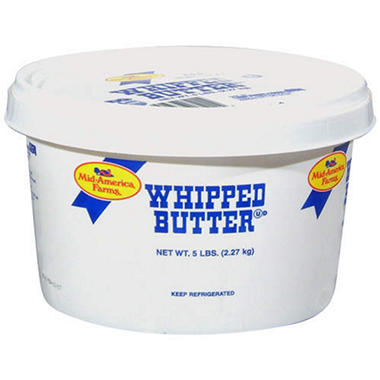 Mid-America Farms Whipped Butter - 5 lbs.