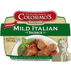 Colosimo's Mild Italian Dinner Sausage - 3 lbs.
