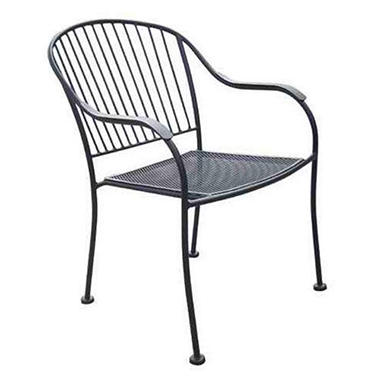 Chelsea Outdoor Wrought Iron Chair