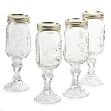 Southern Sipper Glasses - 4 pk.