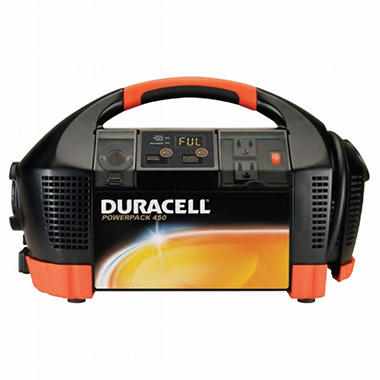 Duracell 450 Portable Power Pack