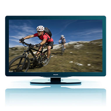 "55"" Philips LCD 1080p 240Hz HDTV"