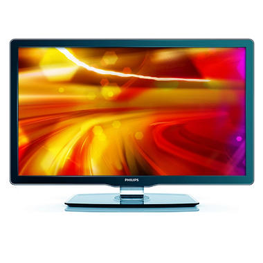 "40"" Philips LED LCD 1080p 120Hz HDTV"