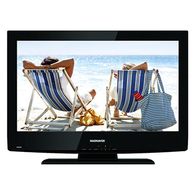"26"" Magnavox LCD 720p DVD/TV Combo"