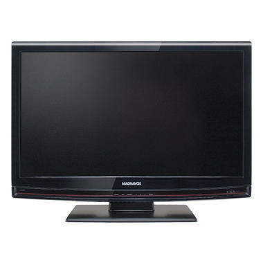 "32"" Magnavox LCD HDTV w/ Built-In DVD Player"