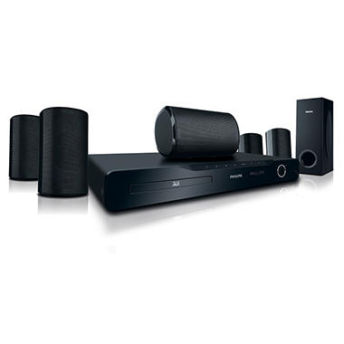 Philips Wi-Fi 3D Blu-ray Home Theater System