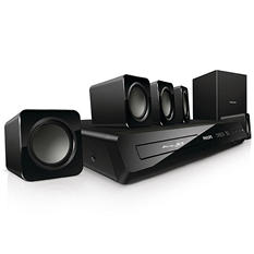 Philips 5.1 Home Theater
