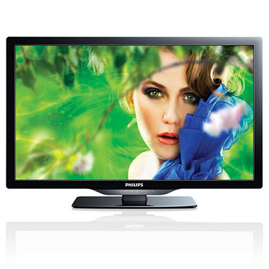 "22"" Philips LED 720p HDTV"