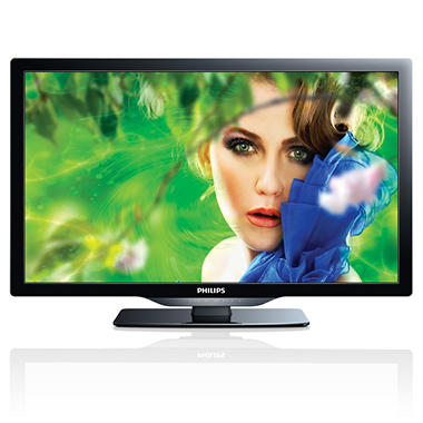 "26"" Philips LED 720p HDTV"