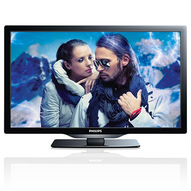 "22"" Philips LED LCD 720p HDTV w/ NetTV"