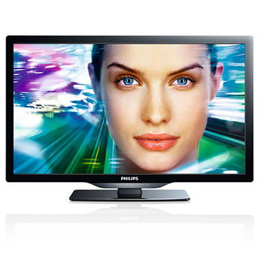 "32"" Philips LED LCD 720p HDTV w/ NetTV"