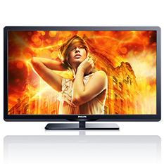 """50"""" Philips LCD 1080p HDTV w/ NetTV"""