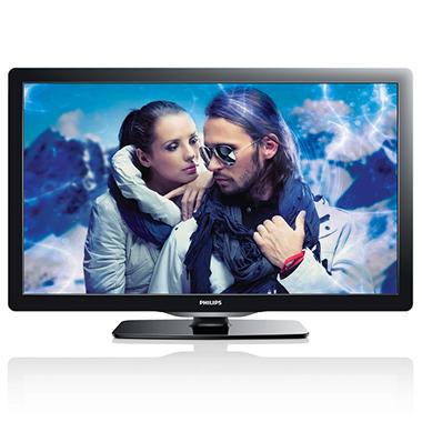 """40"""" Philips LED LCD 1080p HDTV w/ NetTV"""