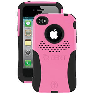 Trident Aegis Case for iPhone 4/4s - Pink