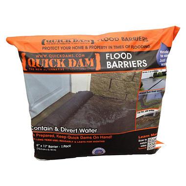 Quick Dam 17' Flood Barrier