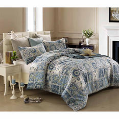 Caribbean Joe Bilboa 4-Piece Comforter Set
