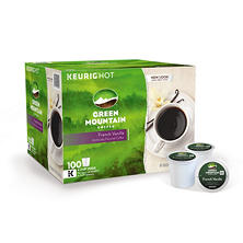 Green Mountain Coffee, French Vanilla (100 K-Cups)