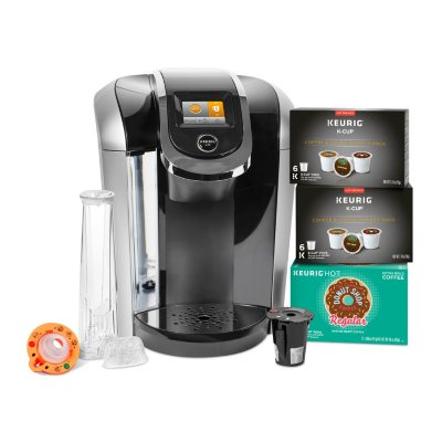 Non K Cup Coffee Maker : Keurig K425S Coffee Maker with 24 K-Cup Pods and Reusable K-Cup 2.0 Coffee Filter - Sam s Club