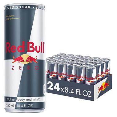 Red Bull Zero 24/8.4oz. can
