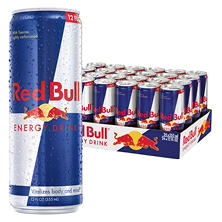 Red Bull Energy Drink, 16 oz. (12 pk.)