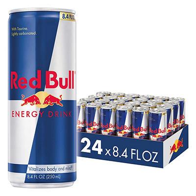 Red Bull Energy Drink, 8.4 oz. (24 pk.)