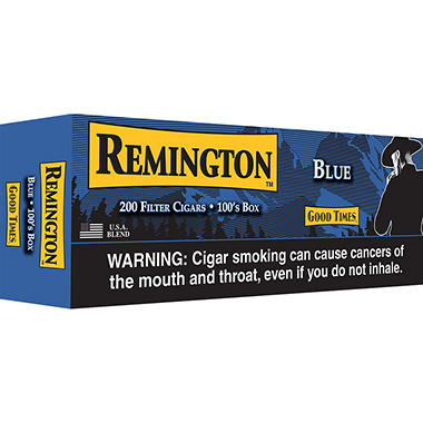Remington Filter Cigars - 200 ct.