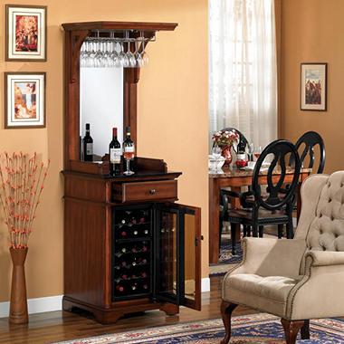 Park Avenue Wine Cabinet