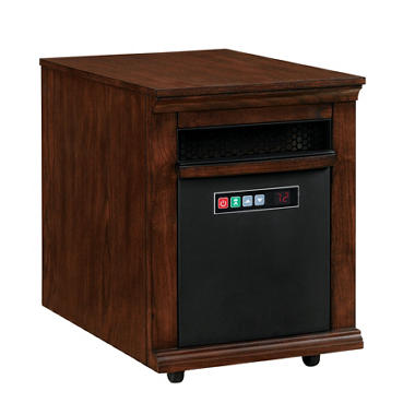 Infrared Power Heater - Oak