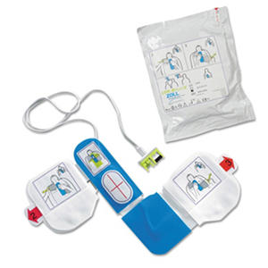 ZOLL CPR-D-padz Electrode Defibrillator Pad, Adult Use (5-Year Shelf Life)