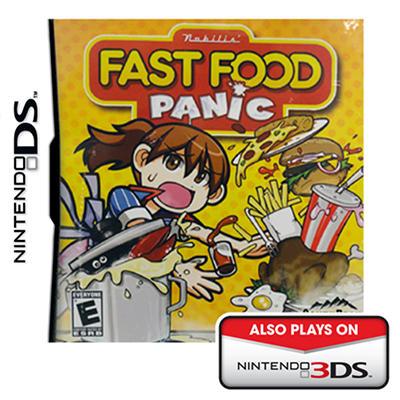Fast Food Panic - NDS
