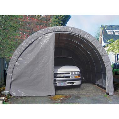 Round Top Garage