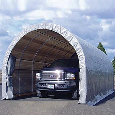 Round Top Garage - 10'6
