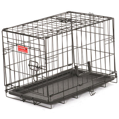 """Lucky Dog 22"""" L Training Crate, 2-DR"""