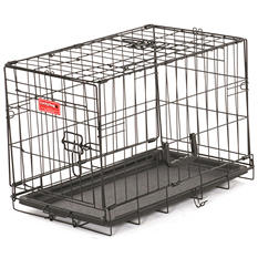"Lucky Dog 22"" L Training Crate, 2-DR"