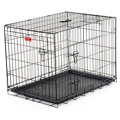 "Lucky Dog 36"" L Training Crate, 2-DR"