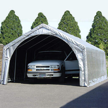 Gable Roof Garage - 9'H x 24'L x 12'W
