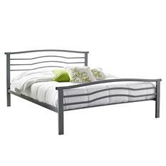 Prescott Metal Platform Bed