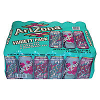 AriZona Tea Variety Pack (15.5 oz. bottles, 24 pk.)