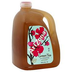 AriZona Green Tea (1 gal.)