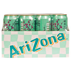 AriZona Green Tea - 23 oz. cans - 12 pk.