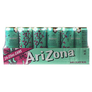 Arizona Green Tea (23.5 oz. cans, 24 pk.)