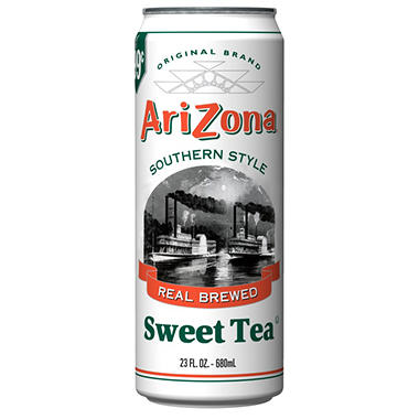 Arizona Tea - Sweet (23 oz. cans, 24 pk.)