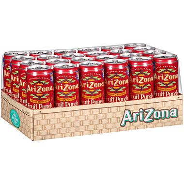 Arizona Fruit Punch - 23 fl. oz. - 24 pk.