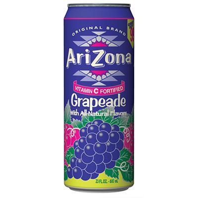 Arizona Grapeade - 24/23oz