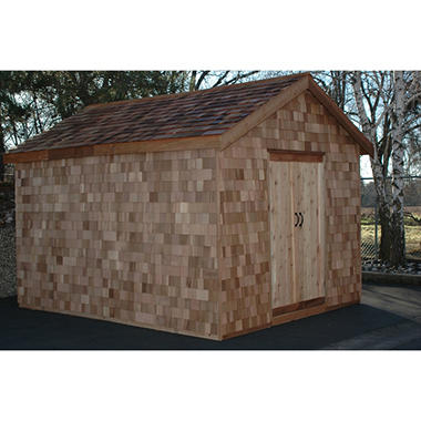 Signature 10' x 12' Shed Kit
