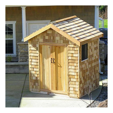 Signature 6' x 6' Shed Kit